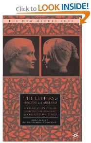 the letters of abelard and heloise essay The essay must be a letter as me being heloise writing a letter back to abelard i must cite from the book about-what does heloise's experience tell us about the role of women in medieval.